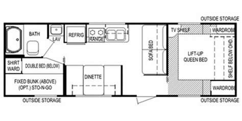 30 ft travel trailer floor plans travel trailers