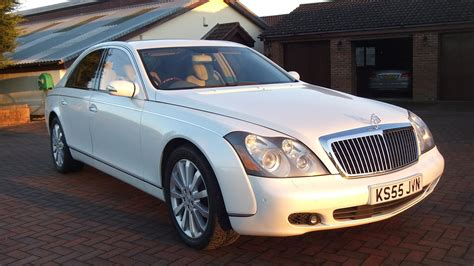 Maybach Car For Sale by Used 2005 Maybach All Models Maybach V12 For Sale In