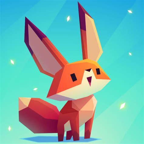 the gamer fox the fox ios icon uplabs