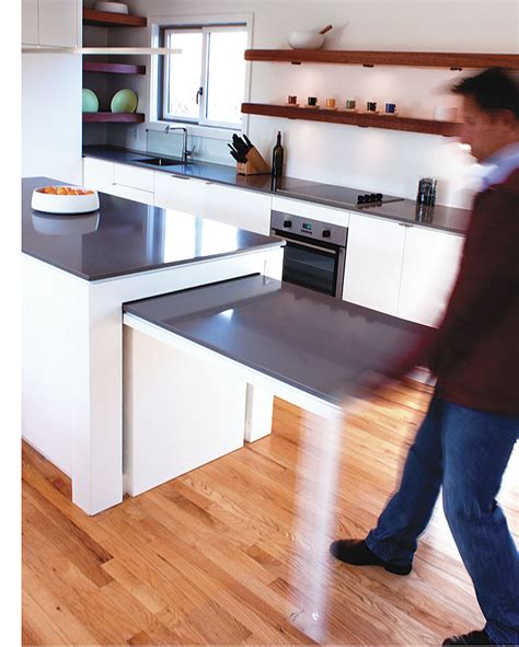 small kitchen with table hideaway kitchen table homebuilding