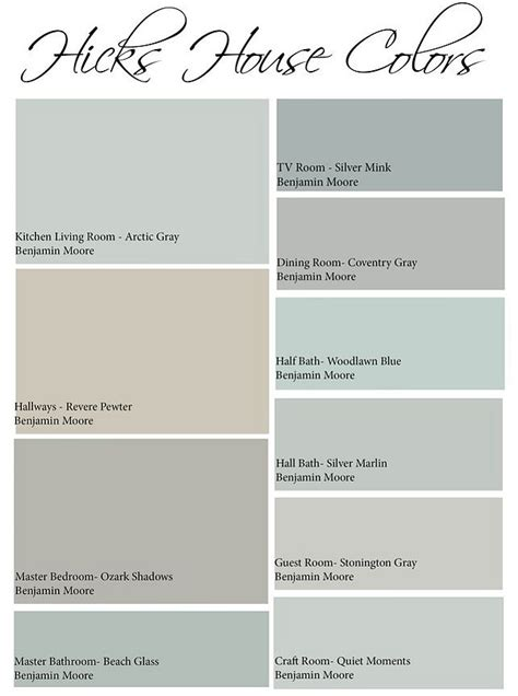 colour palette for home interior trend rbservis