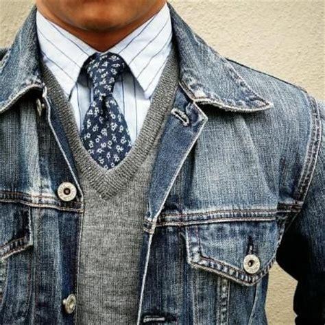 comment porter la veste en jean en hiver lifestyle conseil