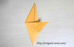 origami land origami how to fold an ostrich origami land
