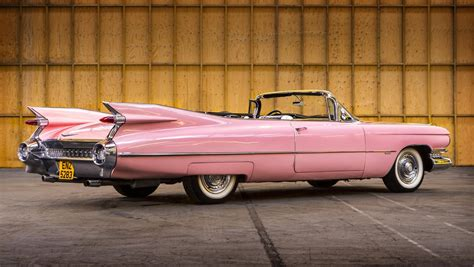 Pink Cadillac by 1959 Pink Cadillac From Pink Cadillac Heads To Auction