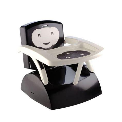 thermobaby r 233 hausseur de chaise babytop noir noir et ivoire achat vente r 233 hausseur si 232 ge