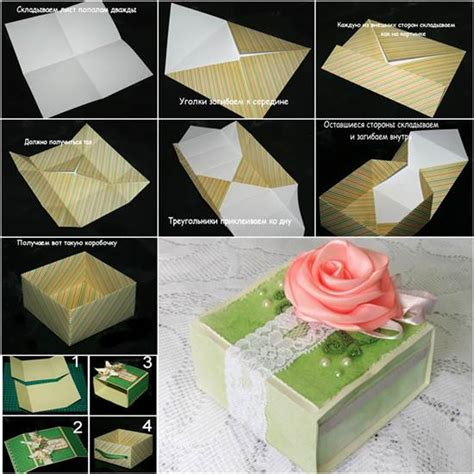 how to make a origami present creative ideas diy origami gift box