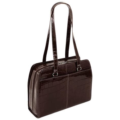 leather womens laptop bag s siamod 174 fegina leather laptop tote 158064