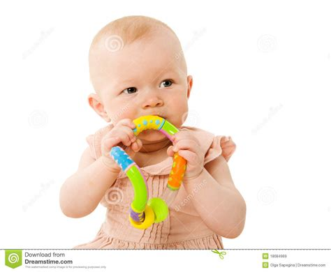 baby chew baby chewing royalty free stock images image 18084969