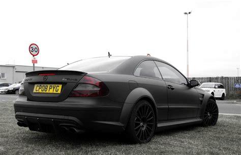 Black Series Mercedes by Mercedes Clk63 Amg Black Series Benztuning