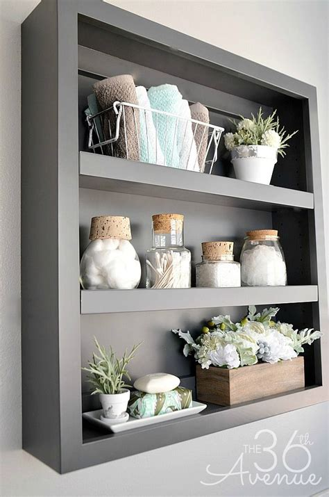 cool bathroom storage ideas 20 cool bathroom decor ideas that you are going to