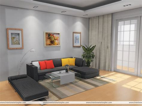 home design living room simple interior exterior plan simple and uncluttered living
