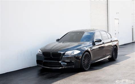 Sapphire Black BMW F10 M5 by European Auto Source   GTspirit