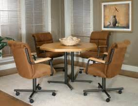 kitchen table and chairs with wheels fresh chelsea sale on kitchen chairs with casters 21209