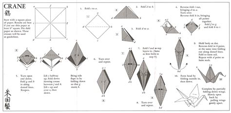 how to build an origami crane ginter park presbyterian church 187 anticipating peace