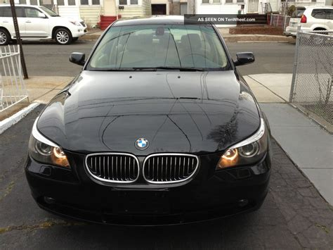2007 Bmw 525xi by 2007 Bmw 525xi Keyless Start Traction Stability