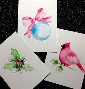 how to make watercolor cards 25 best ideas about watercolor cards on