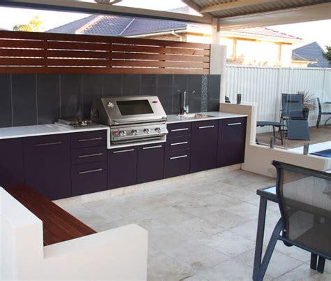 outdoors kitchen custom made outdoor kitchens sydney paradise kitchens