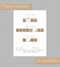 scrabble pregnancy announcement 1000 images about baby on the way on