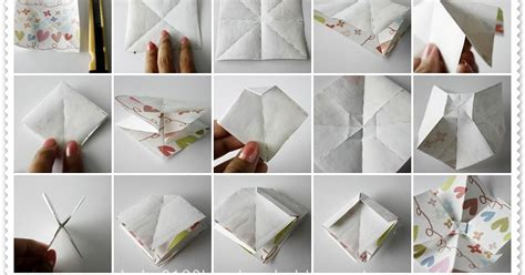how to make a origami ribbon tutorial origami ribbon bow handmade