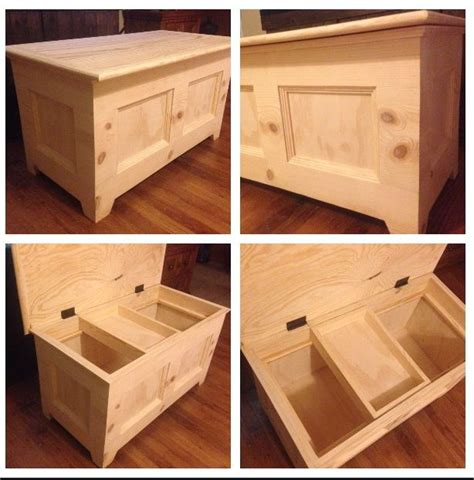 woodworking for boys made wooden box built by my husband made of