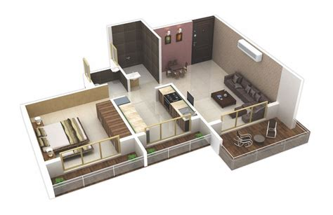 one bedroom home designs 25 one bedroom house apartment plans