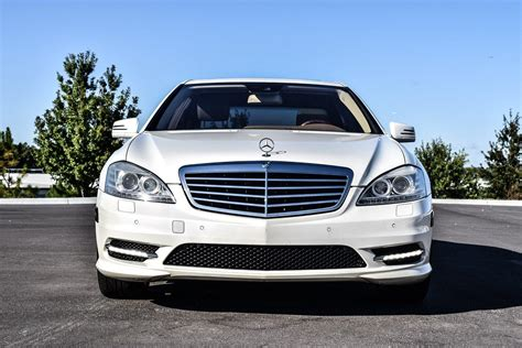 2010 S550 Mercedes by 2010 Mercedes S Class S550 Stock 335738 For Sale