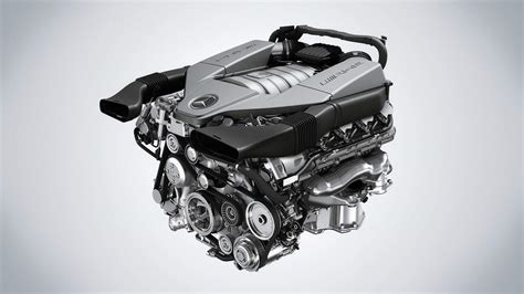 Motor Mercedes by Amg V8 Gewinnt Die International Engine Of The Year