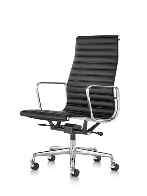 Eames Aluminum Executive Chair by Eames Aluminum Executive Chair With Pneumatic Lift