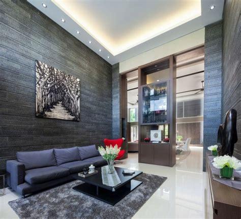 decoraciones de salones modernos decoracion de interiores salones modernos 36 dise 241 os