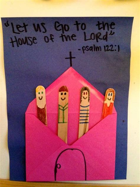 pictures crafts for church coloring page for