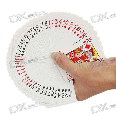 how to make magic tricks with cards magic tricks set ultra thin card white