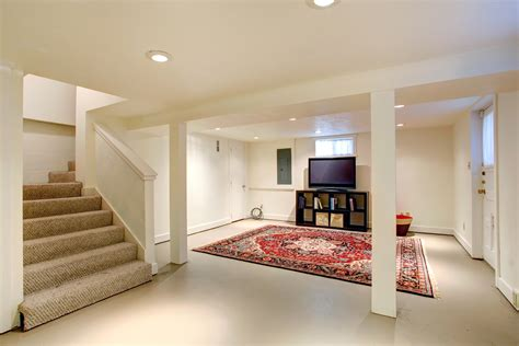 what to do with an unfinished basement how to make an unfinished basement more habitable
