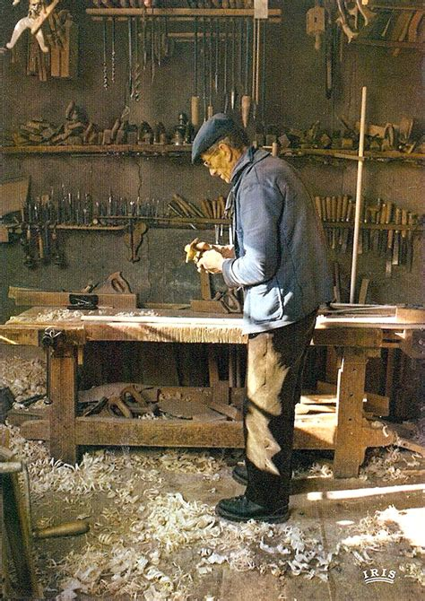 woodworking photos workmen and tools lost press