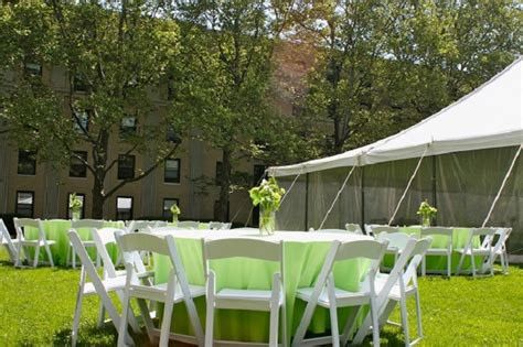 backyard table and chairs top 10 backyard wedding and reception tips bg events and