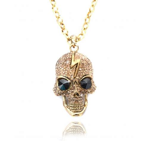 skull for jewelry skull jewelry for both pouted