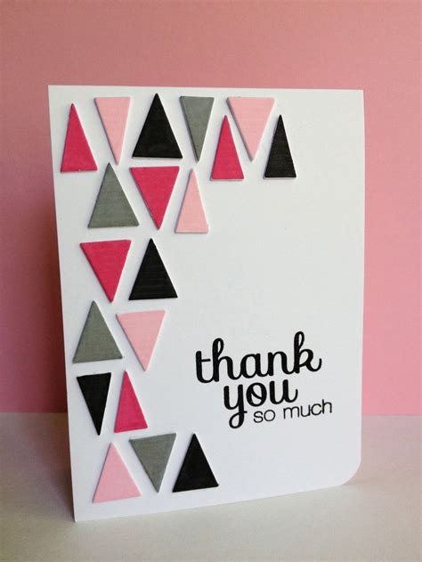 thank you card ideas for to make 224 best thank you cards images on black