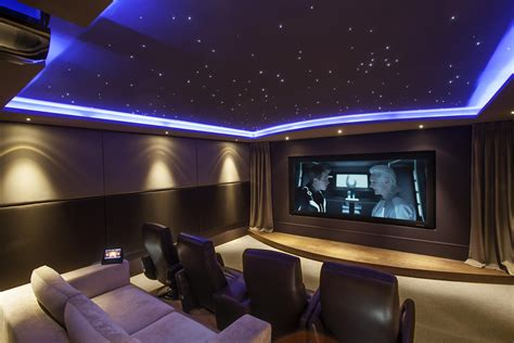home cinema lighting design home cinema lighting project 11