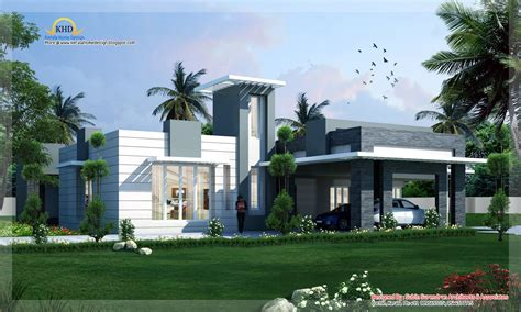 contemporary homes designs january 2012 kerala home design and floor plans