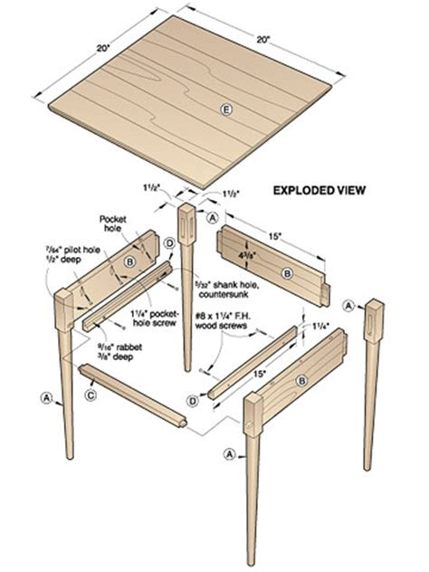 free nightstand woodworking plans plans to build free shaker stand plans pdf plans
