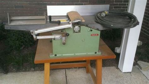 inca woodworking machinery inca jointer what model is this by jerrodmccrary