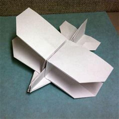 origami biplane craft transportation on airplanes