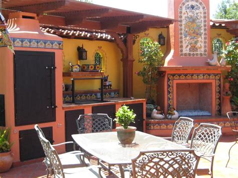 outdoor themed home decor best 25 mexican home decor ideas on mexican