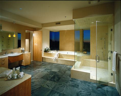 modern homes bathrooms world of architecture modern desert house for luxury