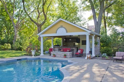cool pool houses pool houses cabanas landscaping network