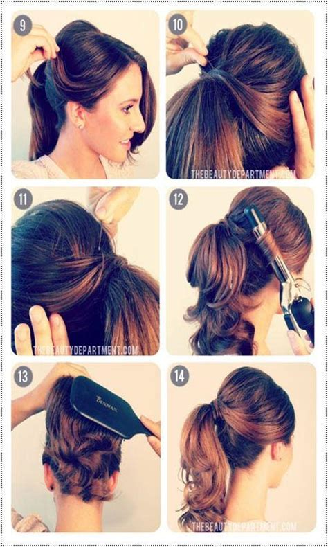 step by step guide to a beauitful hairstyle hairstyle step by step android apps on google play