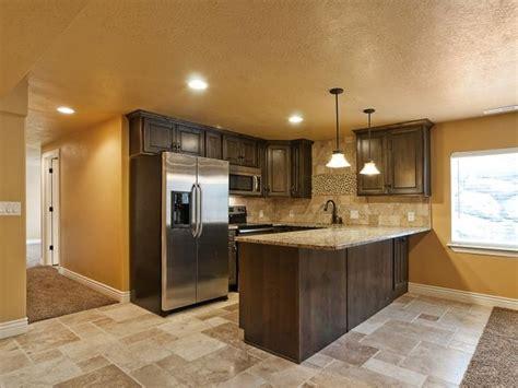small basement kitchen ideas tips small basement kitchen ideas in color jeffsbakery