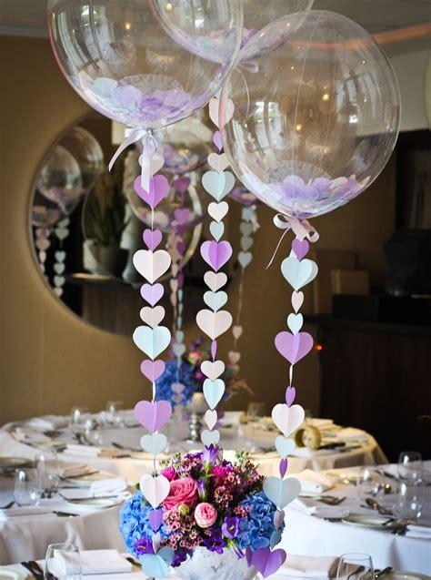 wedding centerpiece 35 ultimate balloon centerpiece ideas for weddings