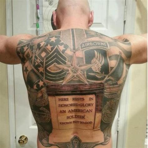 25 best ideas about army tattoos on pinterest military
