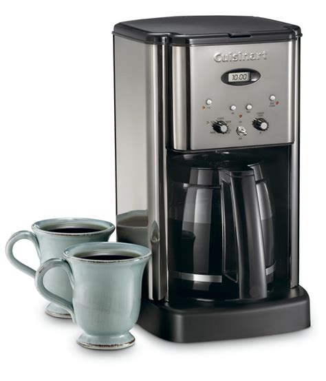 DCC 1200   Coffee Makers   Products   Cuisinart.com