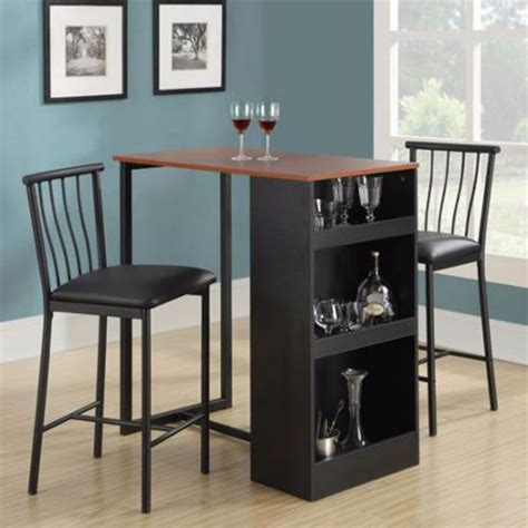 pub dining room set table counter height chairs bar set dining room pub stools kitchen 3 wood ebay